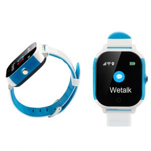 Smart Baby Watch FA23 Blue+White