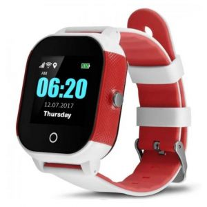 Smart Baby Watch FA23 Red+White