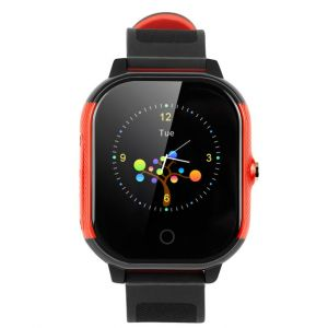 Smart Baby Watch FA23 Black+Red