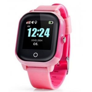 Smart Baby Watch FA23 Pink