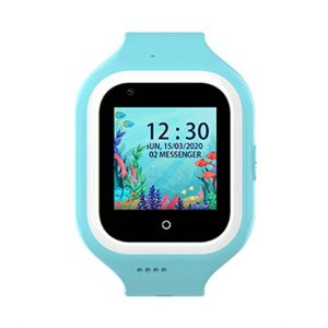 Smart Baby Watch KT21 4g Голубые